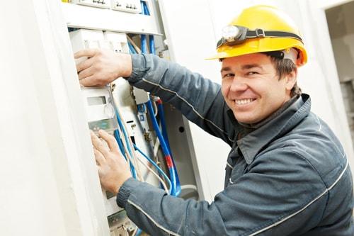 Equipe Fiabelec Electricité