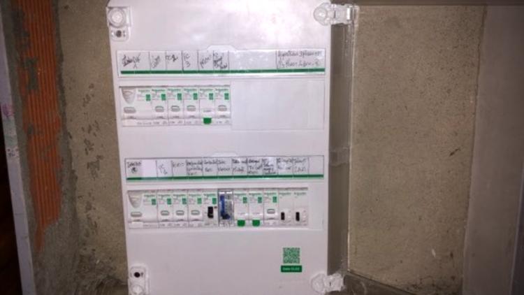 Installation tableau électrique Labège